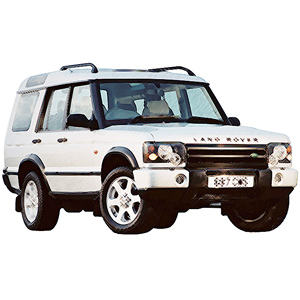 Land Rover Discovery II Exmoor