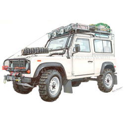 Land Rover Defender Exmoor