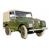 Land Rover Series I Exmoor