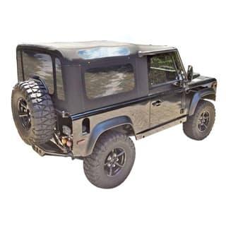 Land Rover Defender Exmoor Canvas Tops | Exmoor Trim USA