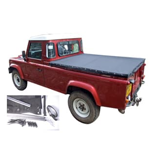"TONNEAU COVER KIT 109""/110"" BLACK"