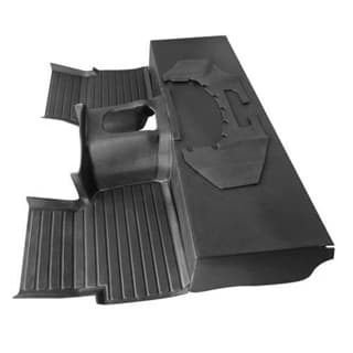 Land Rover Defender Exmoor Moulded Mat System