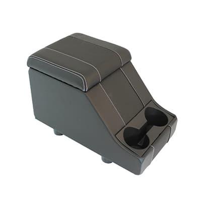 PREMIUM CUBBY BOX - WITH G4 GREY VINYL DIMPLE CENTRE PANELS