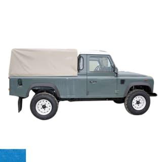 110  3/4 - CAB FIT BLUE CANVAS