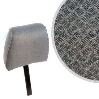 FRONT SEAT HEADREST DEFENDER TECHNO