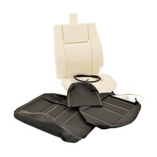 RETRIM KIT FOR SINGLE DEFENDER FRONT SEAT G4-STYLE VNYL