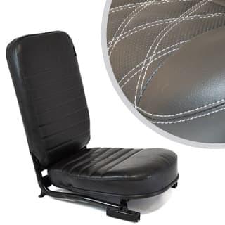 SEAT ASSEMBLY LESS/HEADREST FRONT CENTER DEFENDER DIAMOND WHITE XS