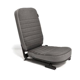 EXMOOR FRT CTR SEAT ASSM.DEF.TWILL VIYNL