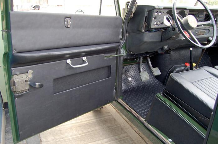 Door Interior Trim Set Iia Amp Iii Rh Lh Blk Rna4600 Exmoor